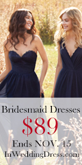 Bridesmaid Dresses From Inweddingdress.com