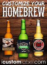 Home Brew Beer Labels