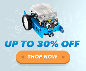 Free Online Course No Worries to Build Your Own Robot Kits