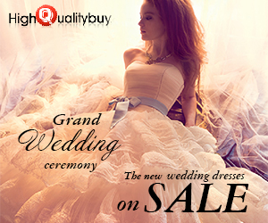 The new wedding dresses on SALE