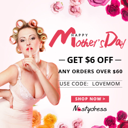 Mother's Day Sale! Up to 70% OFF + Extra Coupon!