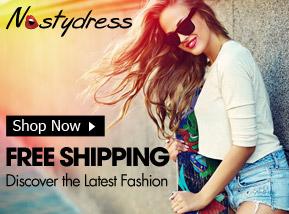 Free Shipping at Nastydress.com