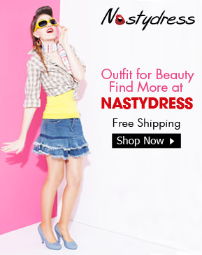 Nastydress Store Banner