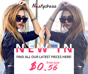 Check out nastydress's new in page. Meet our most favorite, brand new and oh-so-cool styles. Catch the latest fashion with nastydress from just $0.56!