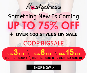 New Arrivals: Up to 75% OFF + Extra Coupon!