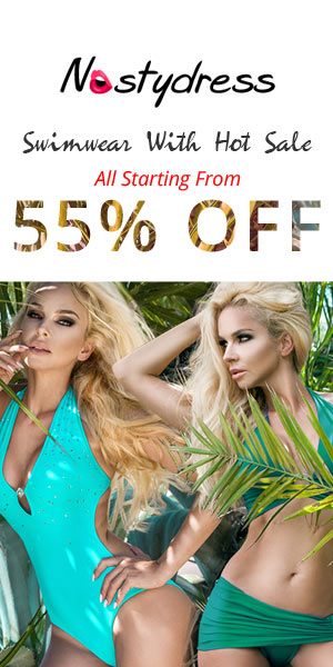 Swimwear Sale: All Starting From 50% OFF!