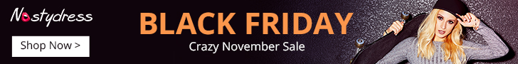 """Buy a lot while saving a lot at our Black Friday sale! Enjoy 10% OFF $20+ with coupon """"Nov10"""", 12% OFF $50+ with coupon """"NOV12"""", 15% OFF $80+ with coupon """"NOV15"""". Free shipping worldwide! (Ends: Nov.29, 2016)"""