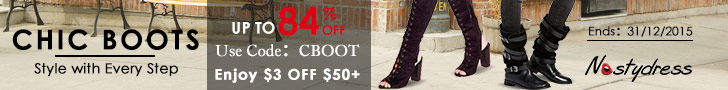 Chic Boots: Up to 84% OFF + $3 OFF $50+ and Free Shipping