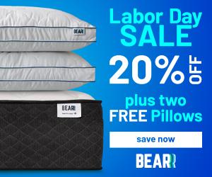 Bear Mattress Labor Day Sale