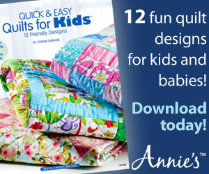 Annies Baby Quilts 300x250