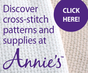 Annies CrossStitch 300x250