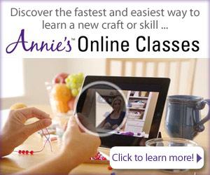 Annie OnlineClasses 300x250