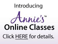 Annie's Online Classes
