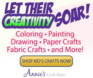 Annies KidsCrafts 300x250