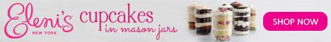 Cupcakes in Mason Jars
