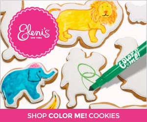 Shop Color Me! Cookies at Eleni's