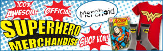 Official Superhero Merchandise