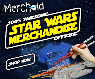 100% Official Awesome Star Wars Merchandise
