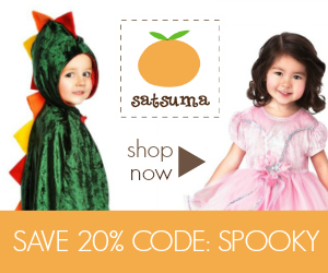 halloween sale at Satsuma Kids Shop