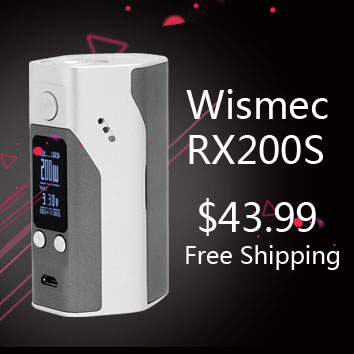 Wismec RX200S