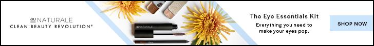 Au Naturale Eye Essentials Kit