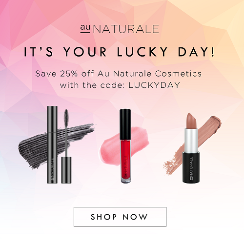 Save 25% off site wide