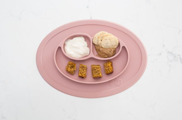 ezpz mini mat perfect for easy toddler snacks
