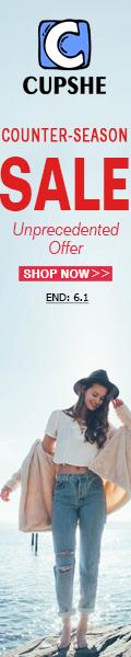 Counter-Season Sale!Unprecedented Offer!No Hesitation!Shop Now!Free Shipping Worldwide!