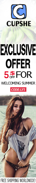 CUPSHE Exclusive Offer!$5 Off for Welcoming Summer!Code:LV5!Free Shipping Worldwide!