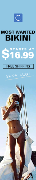 Most Wanted Bikini! Starts at $16.99! Free Shipping! Shop Now!