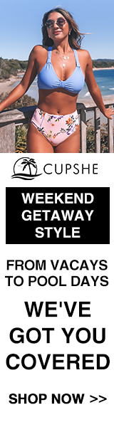 Weekend Getaway Style! From vacays to pool days, we've got you covered!