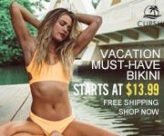 Vacation Must-Have Bikini! Starts at $13.99! Free Shipping! Shop Now!