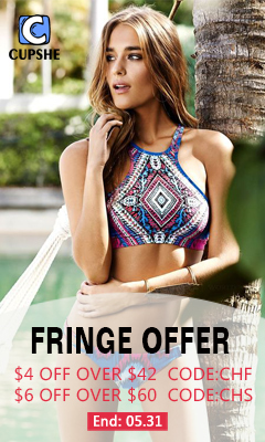 $4 Off Over $42  Code:CHF! $6 Off Over $60  Code:CHS! Free Shipping Worldwide!