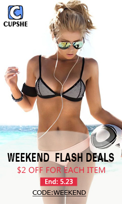 Weekend Flash Deals!$2 Off For Each Item!Code:WEEKEND!Shop Now!Free Shipping Worldwide!