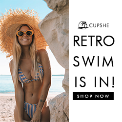 Retro Swim Is In! Vintage-inspired Styles With High-waisted Fit! SHOP NOW!