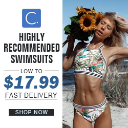 Highly Recommended Swimsuits! Low to $17.99! Fast Delivery! Shop Now!