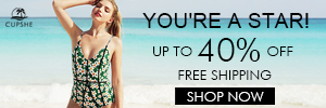 You're A Star! Up to 40% Off! Free Shipping! Shop Now!