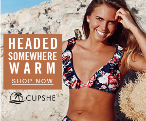 Headed Somewhere Warm! Pack Your Getaway Bags With Our Best-selling Styles! Shop Now!