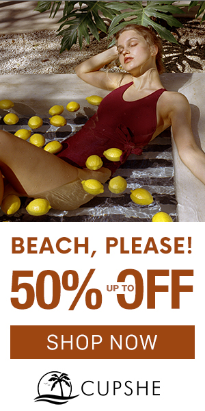 Beach, Please! Up To 50% Off! Shop Now!