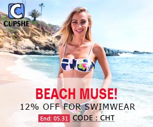 Beach Muse!12% Off for Swimwear!Code:CHT!Free Shipping Worldwide!