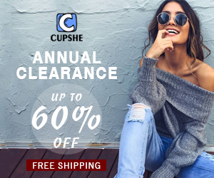 Annual Clearance! Up to 60% Off! Free Shipping!