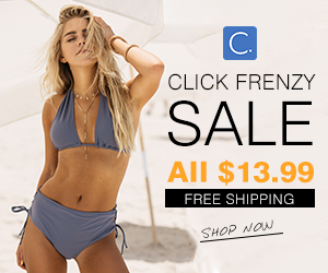 Click Frenzy Sale! All $13.99! Free Shipping! Shop Now!