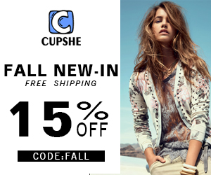 Fall New-In!15% OFF Code:Fall! Free Shipping!