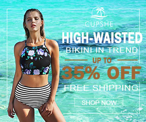 High-Waisted Bikini In Trend! Up to 35% Off! Free Shipping! Shop Now!