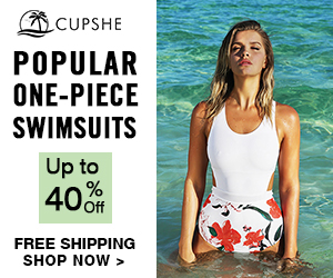 Popular One-Piece Swimsuits! Up to 40% Off! Free Shipping! Shop Now!
