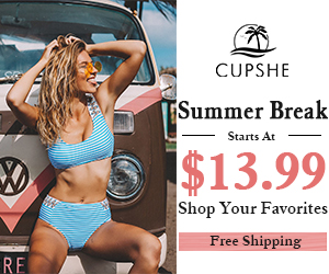 Summer Break! Starts At $13.99! Shop Your Favorites! Free Shipping!