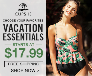 Vacation Essentials! Choose Your Favorites! Starts at $17.99! Free Shipping! Shop Now!