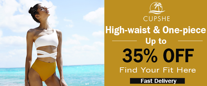 High-waist & One-piece! Up to 35% Off! Find Your Fit Here! Fast Delivery!