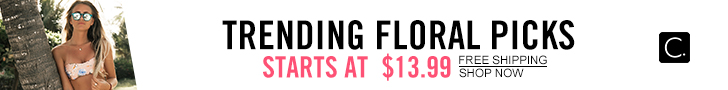 Trending Floral Picks! Starts at $13.99! Free Shipping! Shop Now!