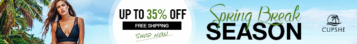Spring Break Season! Up to 35% Off! Free Shipping! Shop Now!